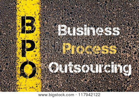 Business Acronym Bpo Business Process Outsourcing