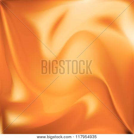Milk Tea Caramel Texture And Background Vector