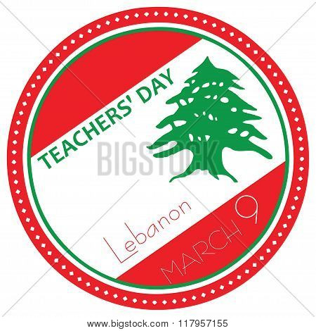 Teacher's Day On March 9Th