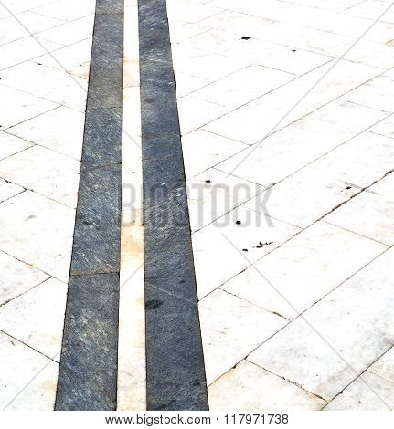 Busto Arsizio Y Varese Abstract   Pavement Of A