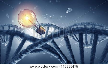 Biotechnology science background