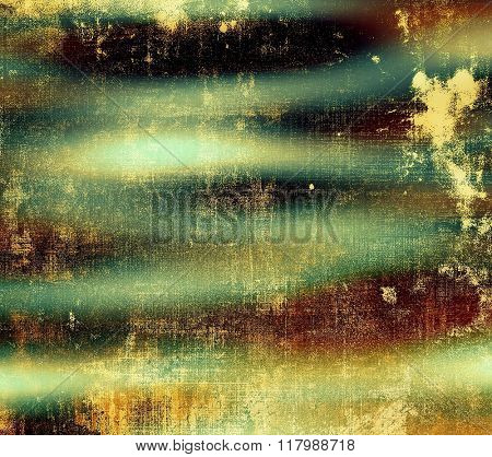 Old background or texture. With different color patterns: yellow (beige); brown; blue; green; red (orange)