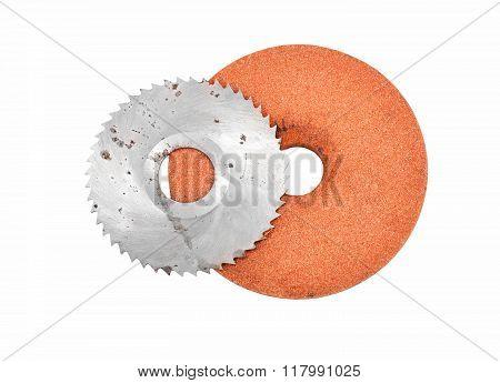 Grinding Disc And Circular Saw Blade