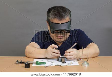 watch repairer
