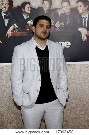 Jerry Ferrara at the HBO's Official Premiere of