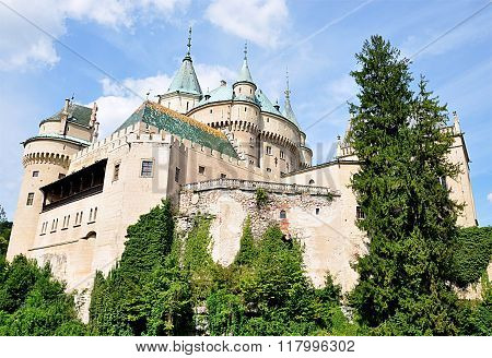 Castle Bojnice, Slovakia, Europe
