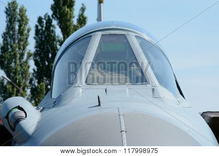 Fighter Jet Canopy - Windscreen