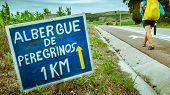 Постер, плакат: Camino De Santiago
