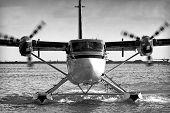 The Twin Otter by de Havilland