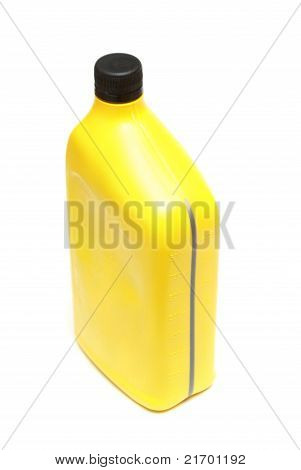 Container Of Oil