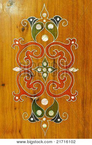 Moroccan Wood