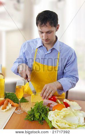 Single Man Cooking