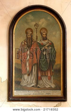 Saint Cyril and Saint Methodius