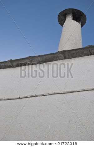 fireplace housing detail, Alpujarra