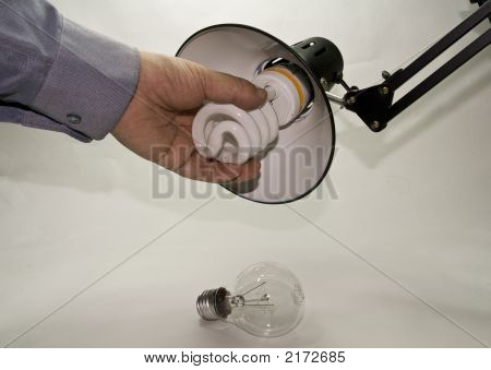 Replace A Lamp Bulb