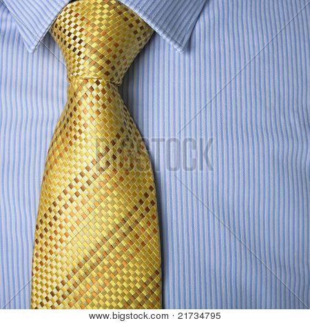 Business Dress - Shirt & Tie