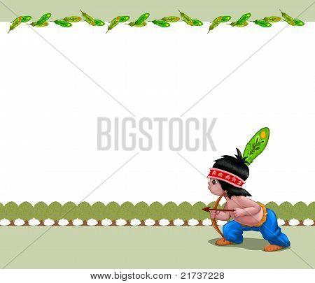 Little Fun Indian