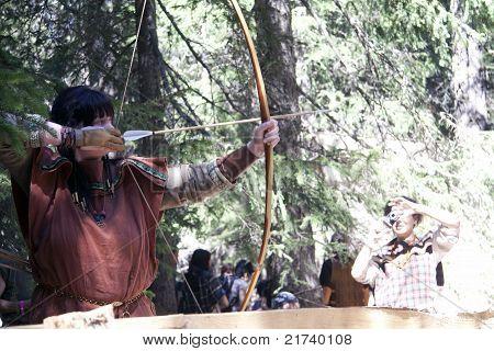 Female Celtic Warrior