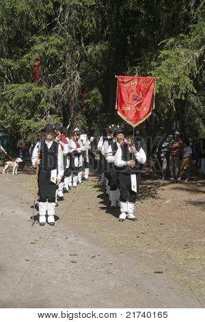 """bèrghem Baghèt"" Band"