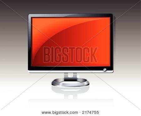 Monitor Lcd de la computadora