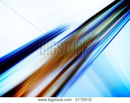 High-Speed-Bewegung
