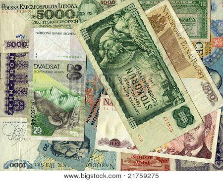 Old European Money