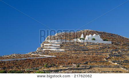 Folegandros Island Church