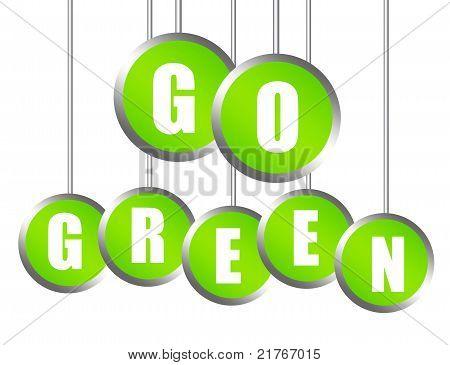 Go Green Labels