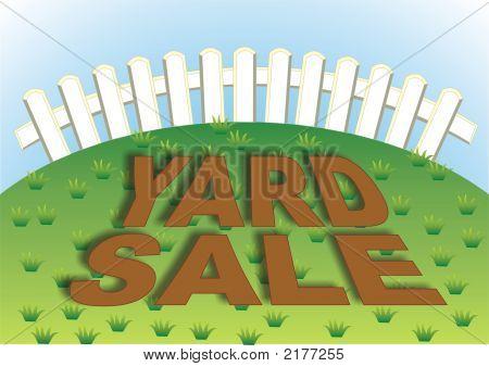 Yard Sale 4