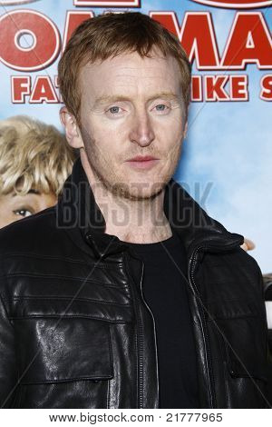 LOS ANGELES - FEB 10: Tony Curran at the Los Angeles premiere of 'Big Mommas: Like Father, Like Son' at the Cinerama Dome in Los Angeles, California on February 10, 2011