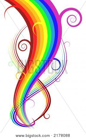 Abstract Vector Rainbow Curves