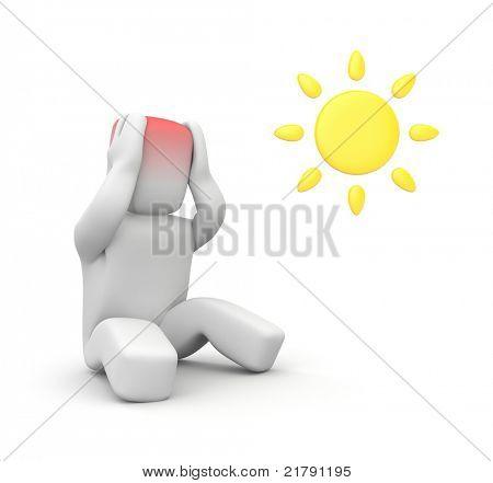 Sunstroke