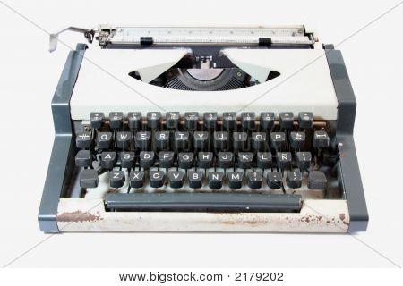 Old Typwriter