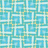 picture of cross-hatch  - Seamless wallpaper background pattern with cross - JPG