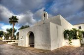 image of mola  - Church in Balearic islands - JPG
