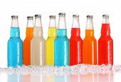 picture of cold drink  - Bottles of multi - JPG