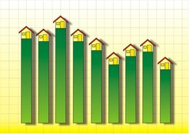 image of graff  - The chart of growth in real estate - JPG
