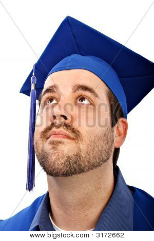 College Grad Portrait