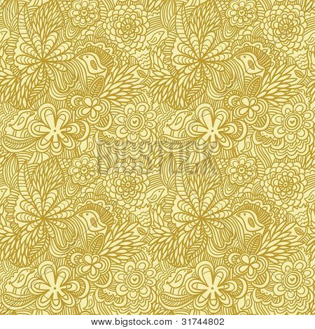 Vintage seamless pattern for nice wallpapers