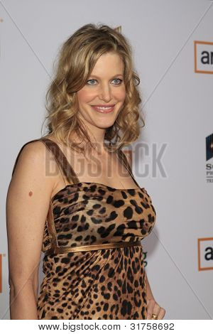 LOS ANGELES, CA - JAN 15: Anna Gunn at the premiere of 'Breaking Bad' at Sony Studios on January 15, 2007 in Culver City, Los Angeles, California
