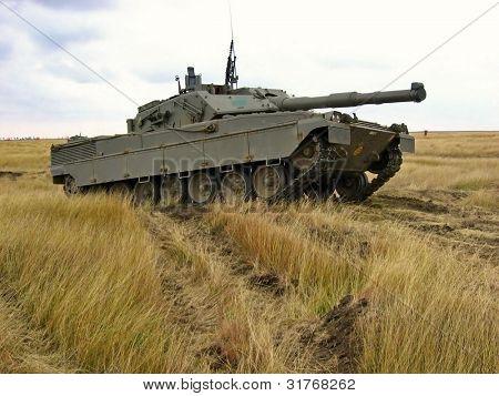 Tanque italiano