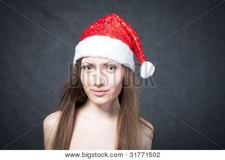 Mrs. Santa dreaming