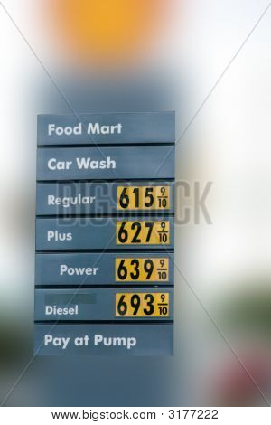 High Gas Prices V6