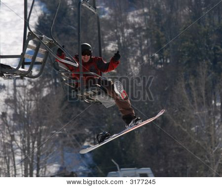 Snowboarding 001