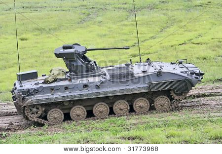 Tank. Army.