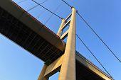 foto of tsing ma bridge  - Tsing Ma Bridge - JPG