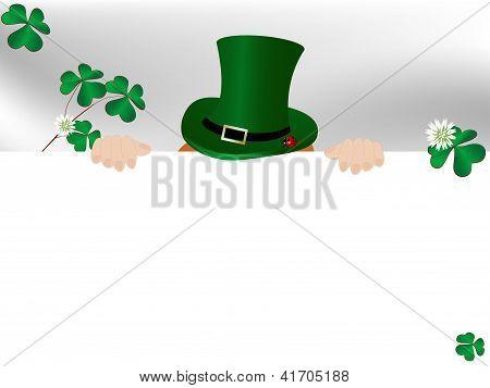 St.Patricks fundo