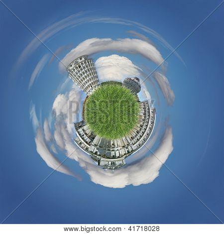 Pisa As A Planet