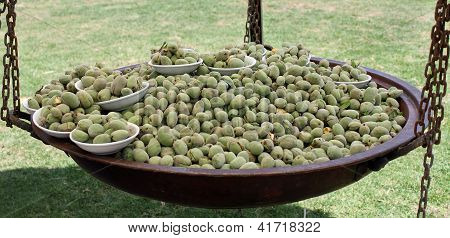Almonds Galore