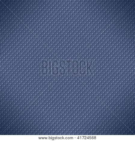 Blue Metal Abstract Background